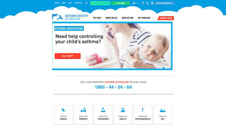 Asthma-Society-of-Ireland-Website