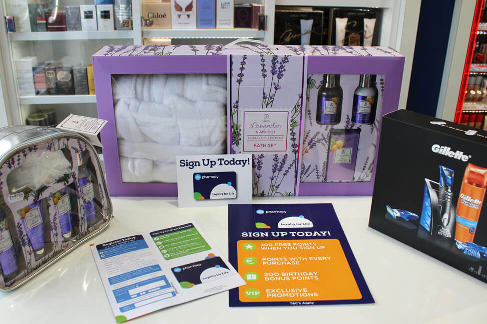LIFE LOYALTY CARD PRIZES REENS