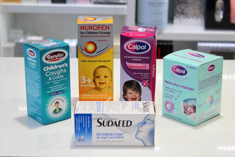 Medicine Children