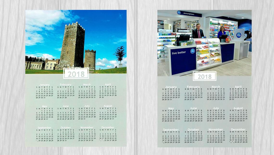 Reens Calendar Printers Millstreet d
