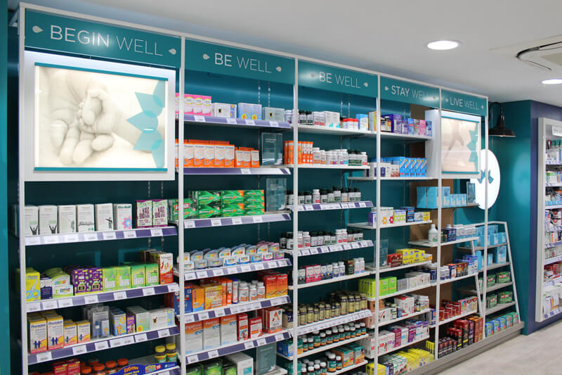 Reens Pharmacy Health Section Featured