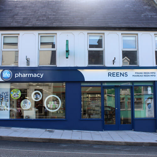 Reens-Shop-Front