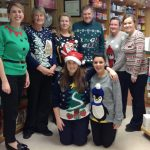 Staff Christmas Jumpers